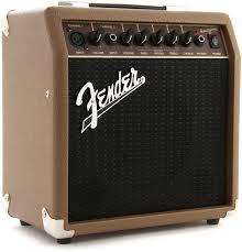 Fender acoustasonic.