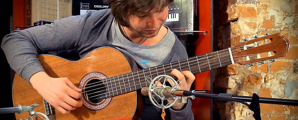комбо для акустической гитары