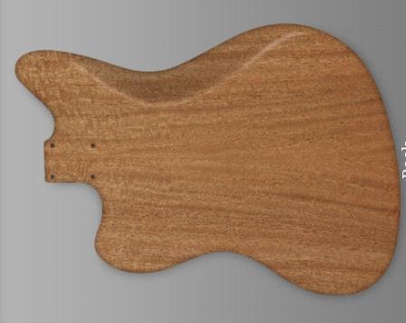 махагони для гитары