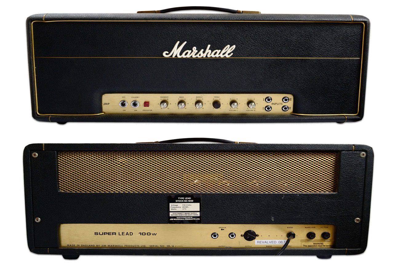 Marshall Super Lead 100