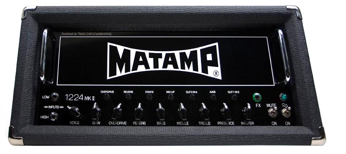 Matamp 1224 mkII