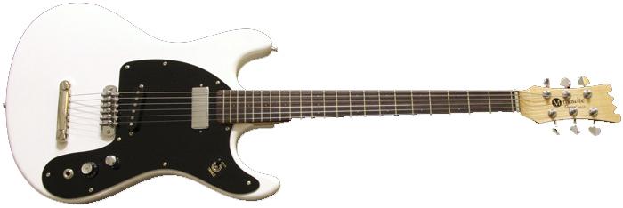 Гитара Mosrite (Joey Ramone – RAMONES)