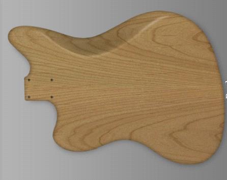 ольха для гитары
