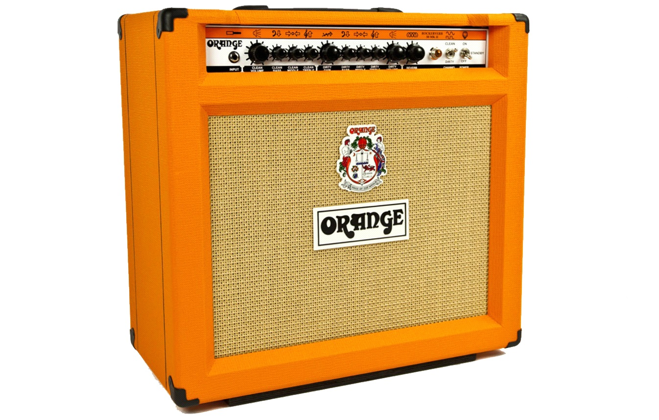 Orange Rockerverb