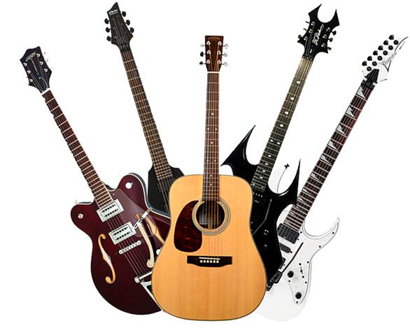 особенности техники игры на гитаре