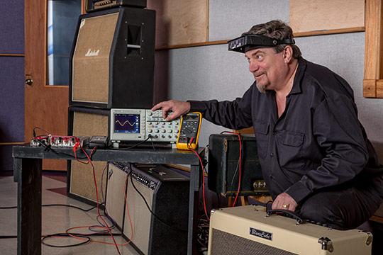 гитарный техник