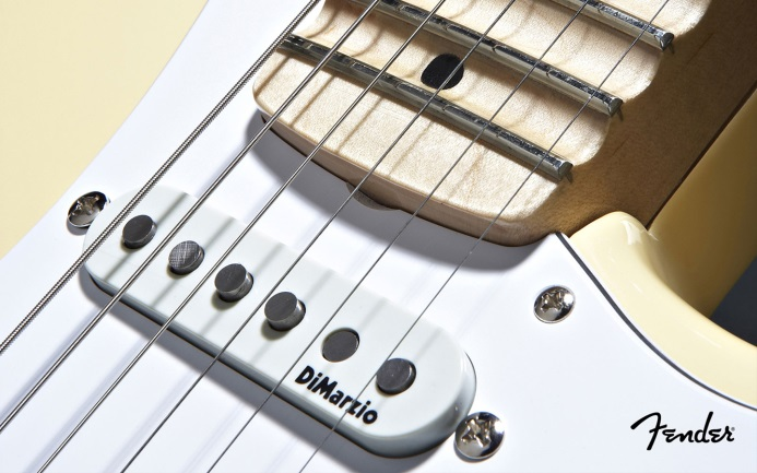 Звукосниматель на гитару