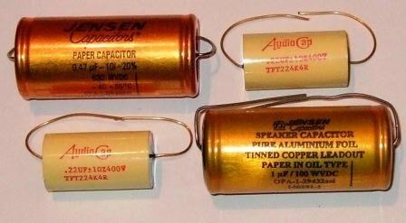 бумажно-масляные конденсаторы