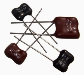 слюдяные конденсаторы