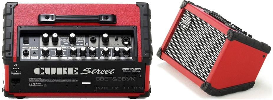 Roland Cube-ST (Red)
