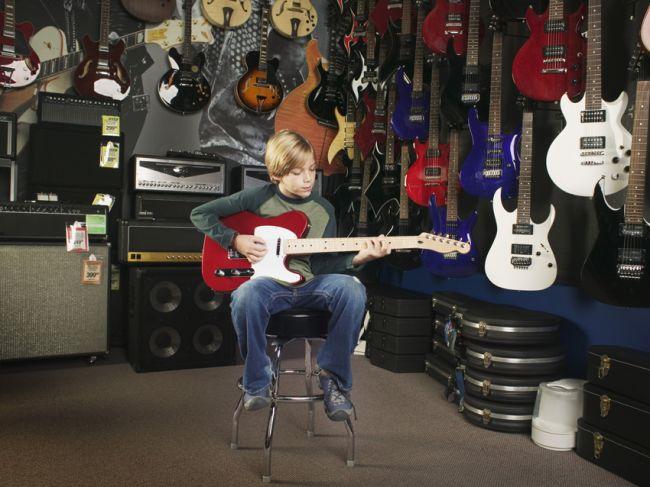 Бюджетные гитары