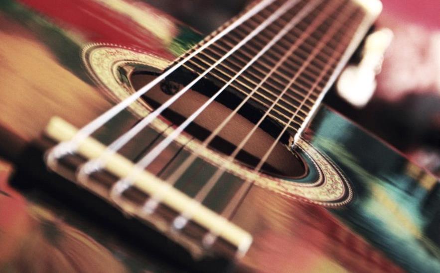 Струны на акустическую гитару