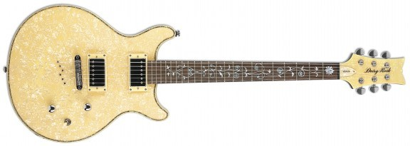 самая дорогая гитара daisy rock
