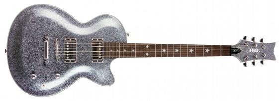 гитара rock candy от daisy rock2