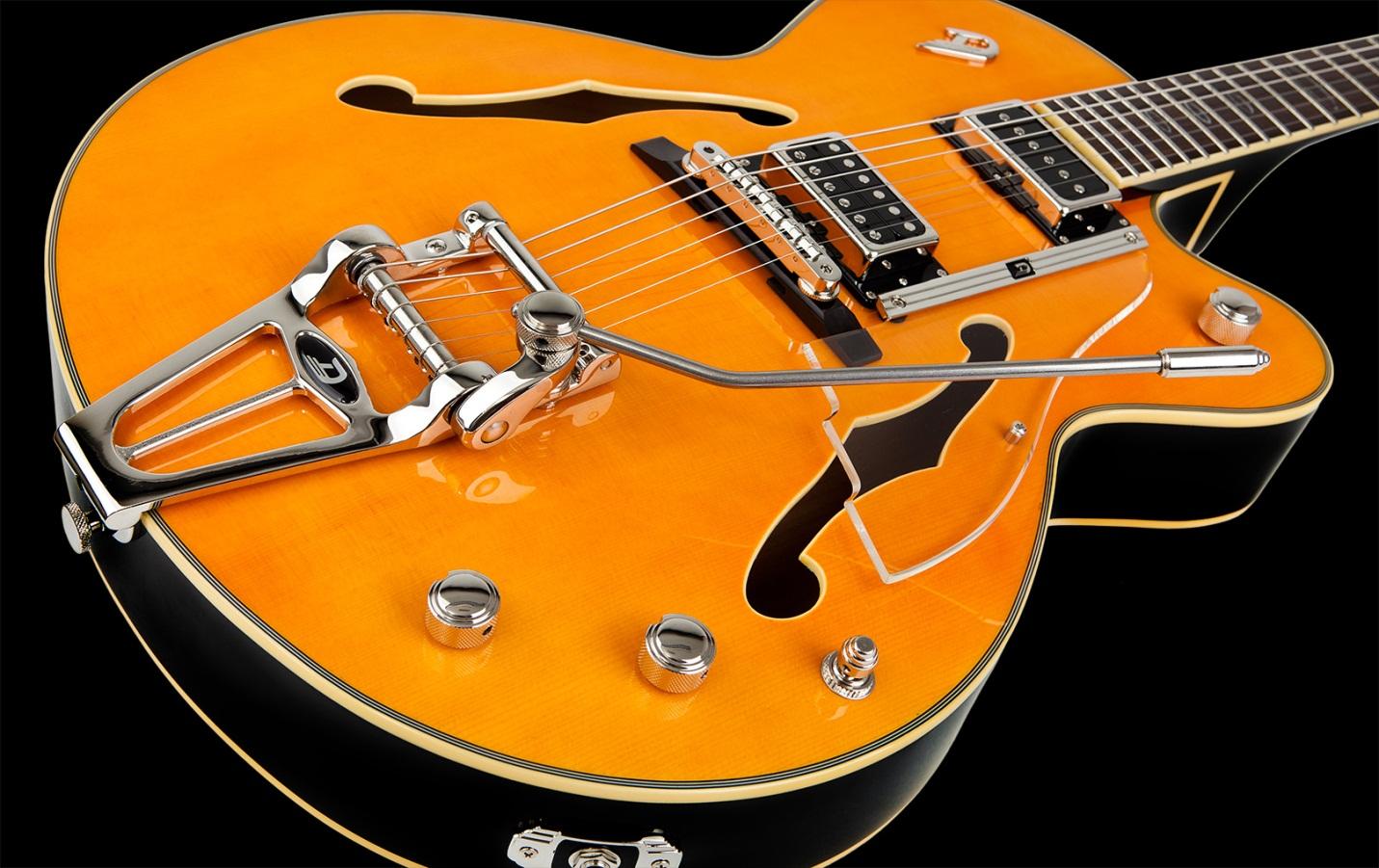 гитара duesenberg