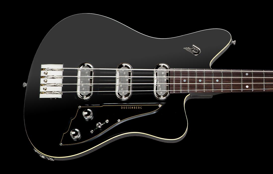 бас-гитара усилитель duesenberg