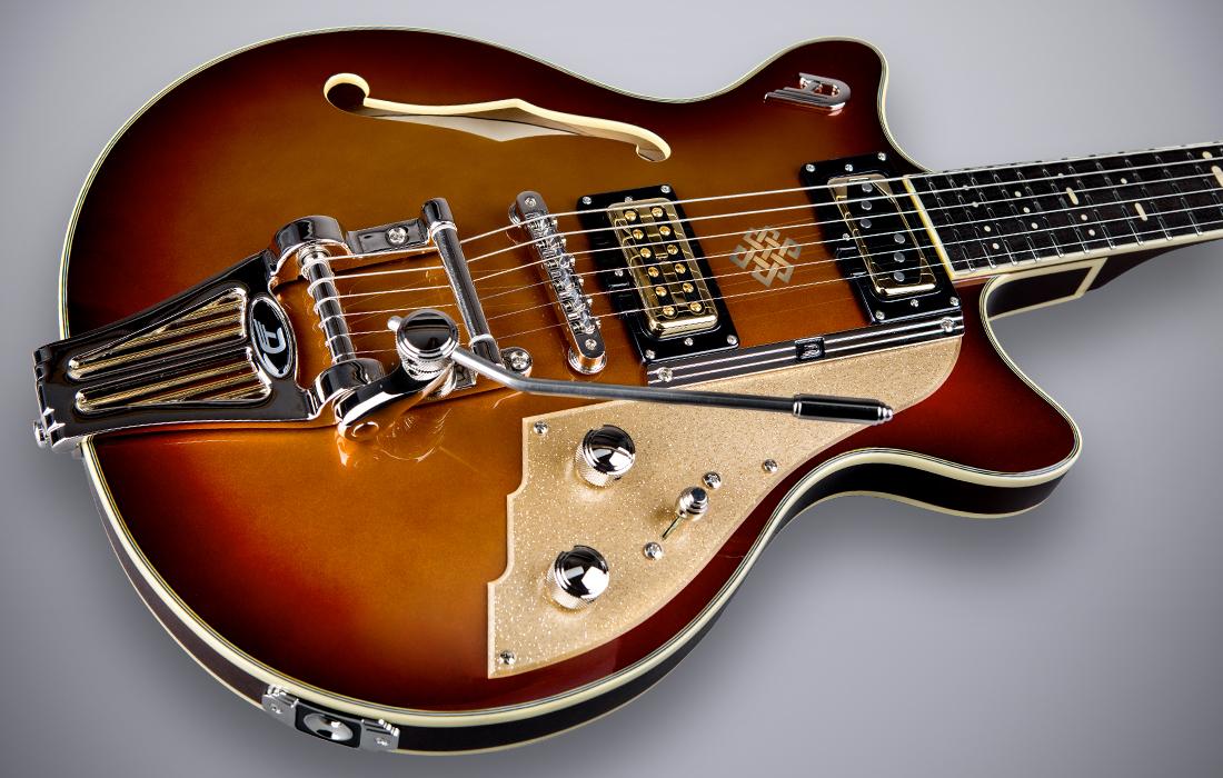 Гитара Joe Walsh duesenberg