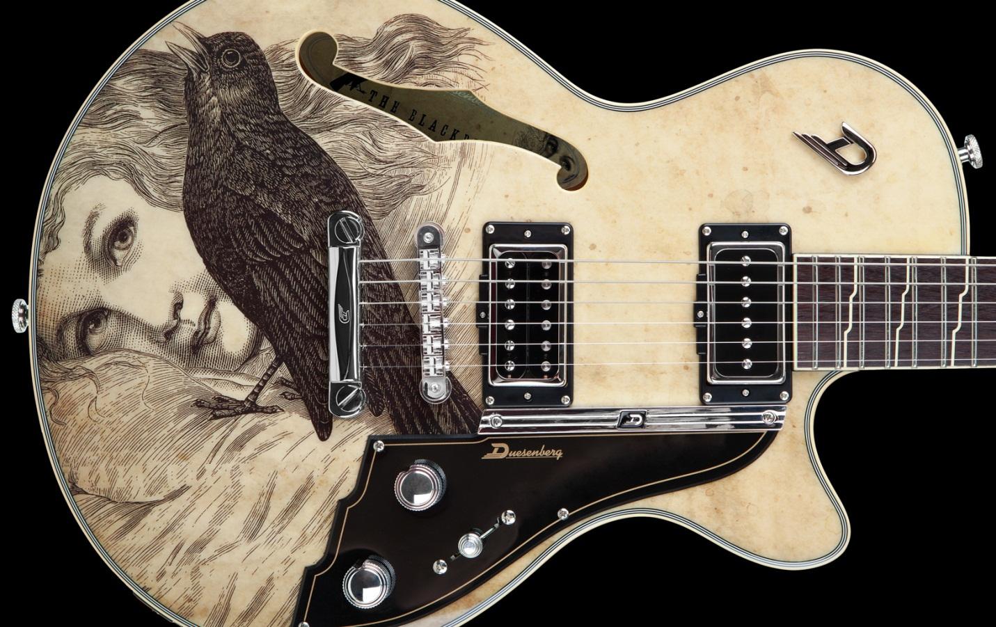 Гитара Dave Stewart duesenberg