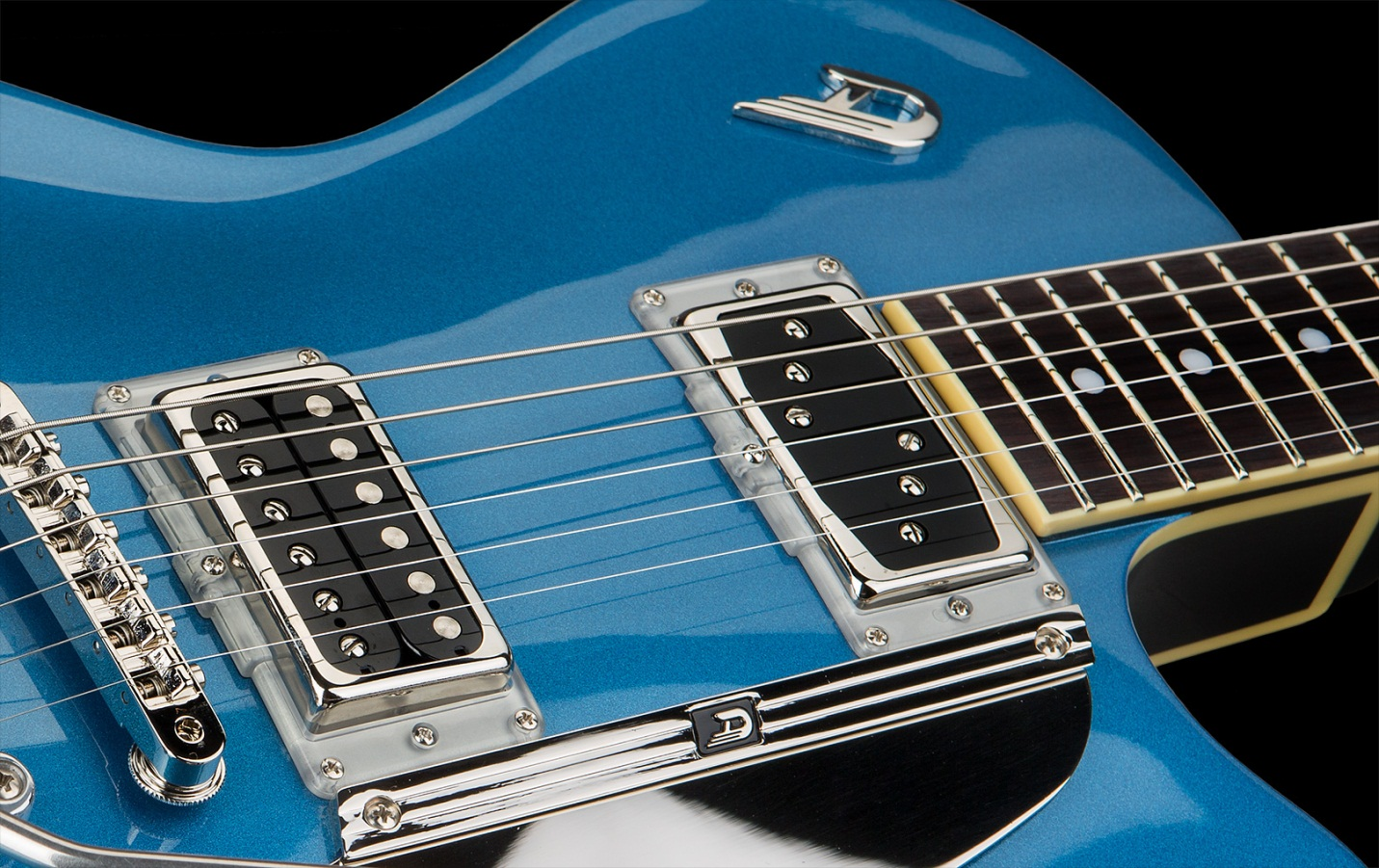 гитары фирмы duesenberg