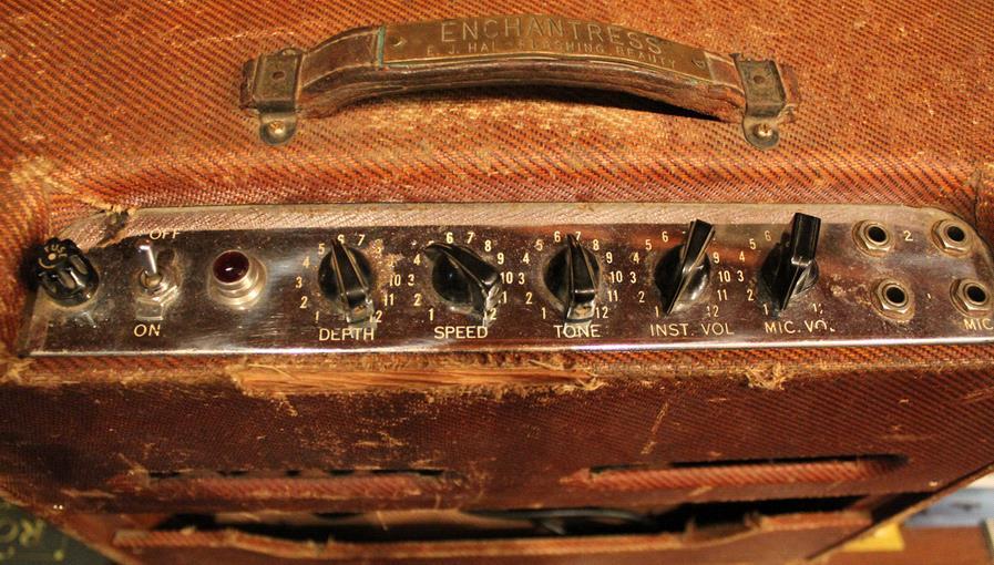 Tremolux Fender