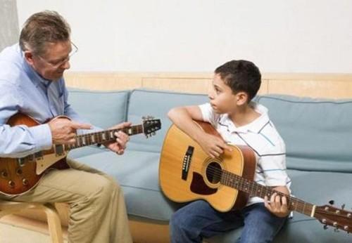 гитарная импровизация