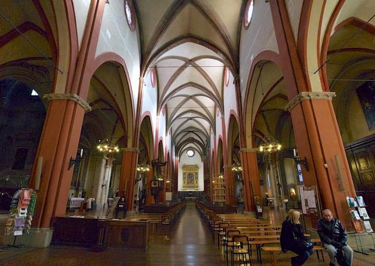 церковь маггиори