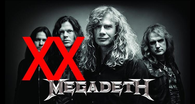 "Дэйв Эллефсон из Megadeth о новом ""TH1RT3EN"""