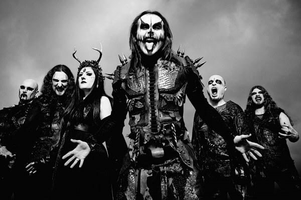 Фронтмен Cradle of Filth говорит о новом релизе