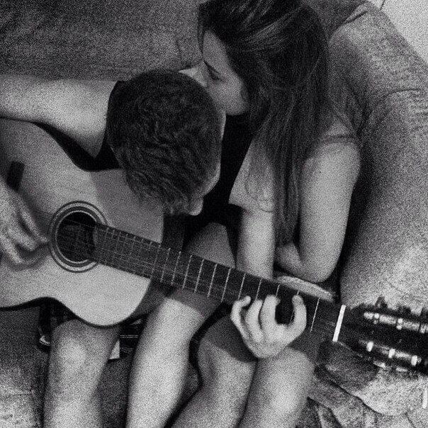 Гитаристы: парни и девушки