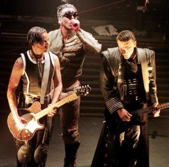 Группа Рамштайн (Rammstein)
