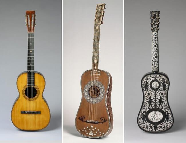 История гитары - с чего всё начиналось