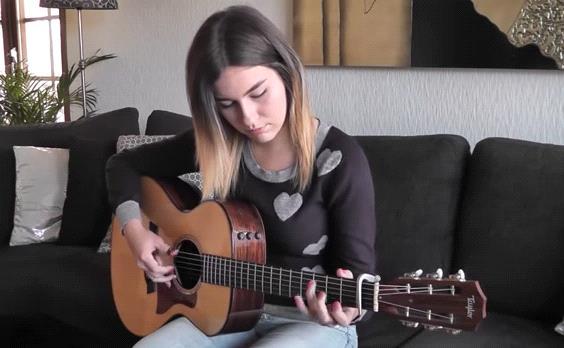 Классическая и эстрадная гитары