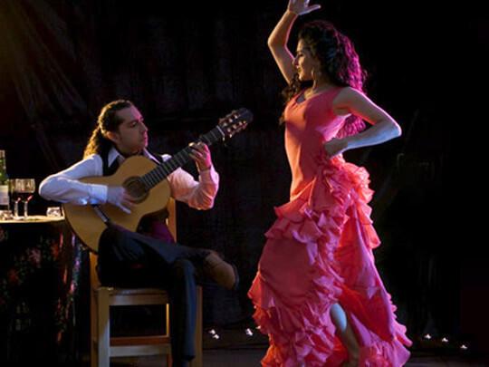 Музыкальная Испания: фламенко