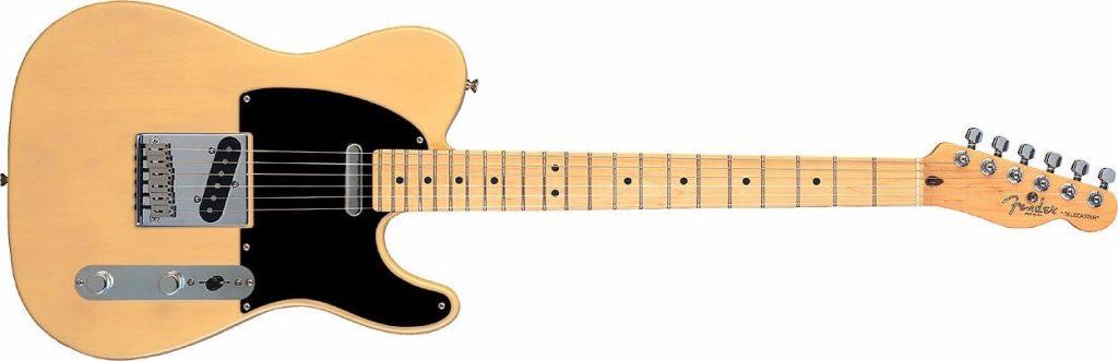 Настройка мензуры гитары