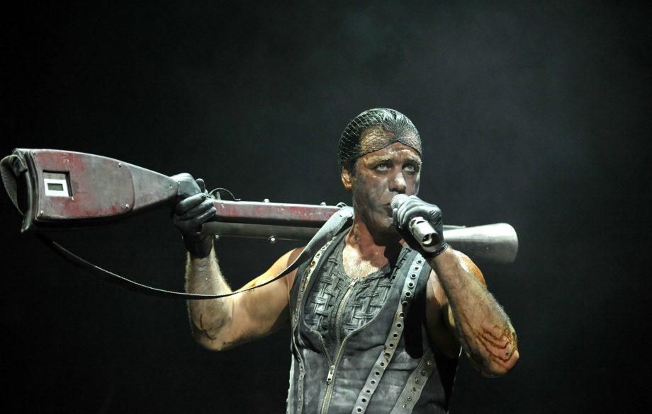 Rammstein — немецкий индастриал