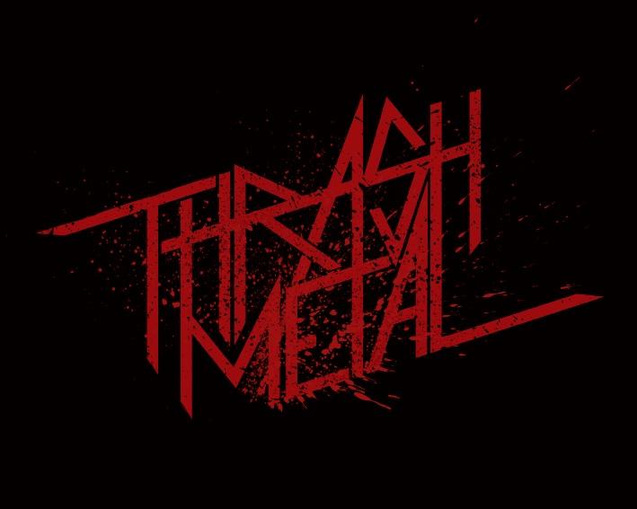 Топ 10 альбомов Thrash Metal
