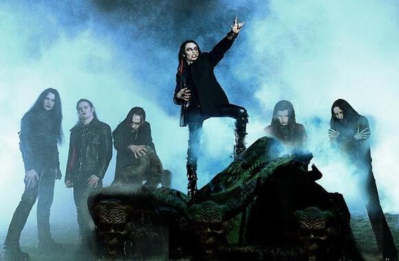 Cradle Of Filth с новым диджипаком