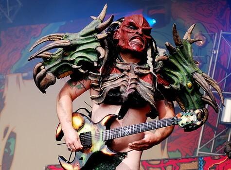 Gwar — гитарист найден мертвым