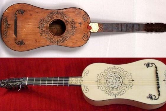 Классическая (испанская) гитара
