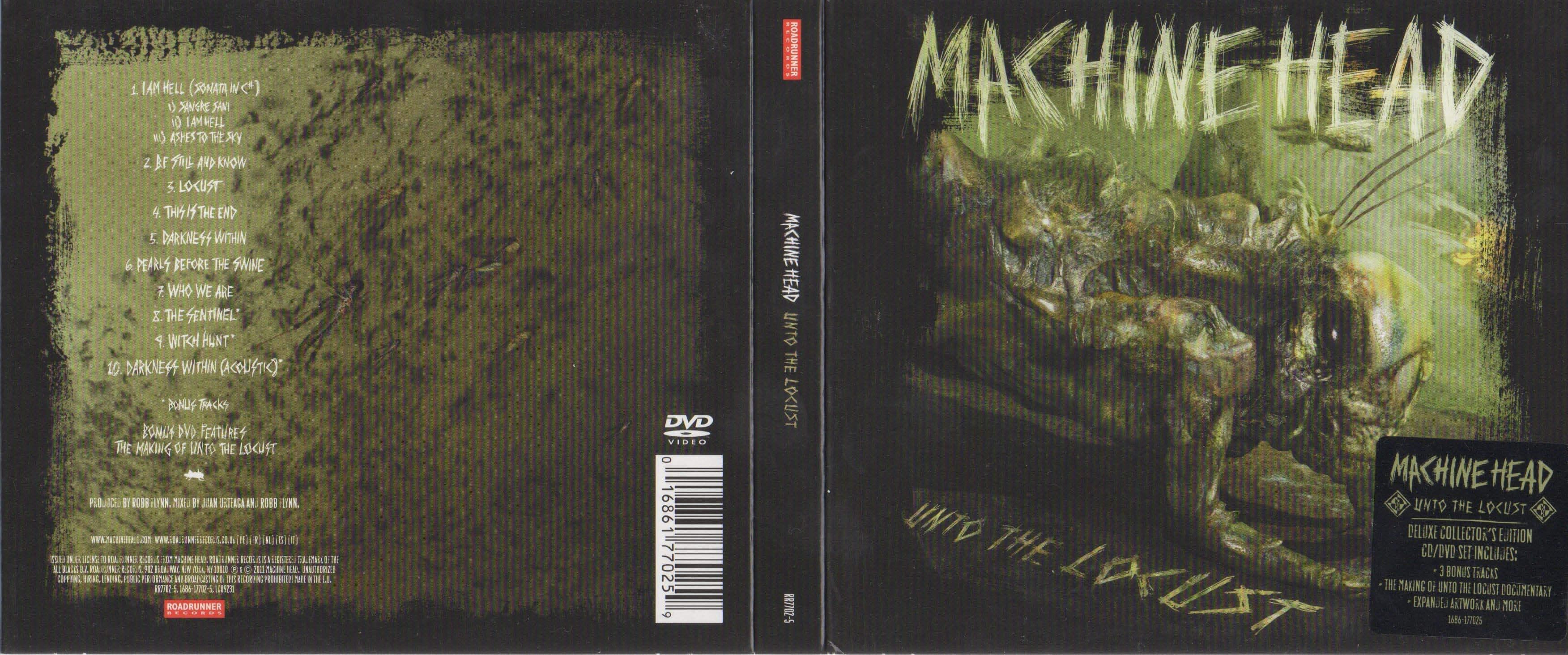 """Metal Hammer об """"Unto the Locust"""""""