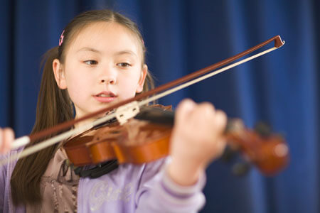 Поступаем в музыкальную школу