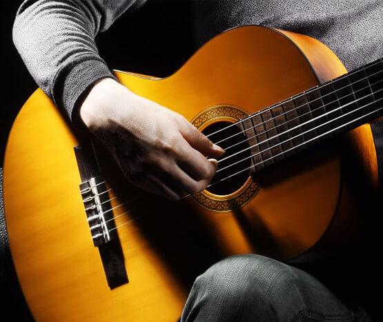 Развитие музыкальных навыков, когда нет времени играть на гитаре…