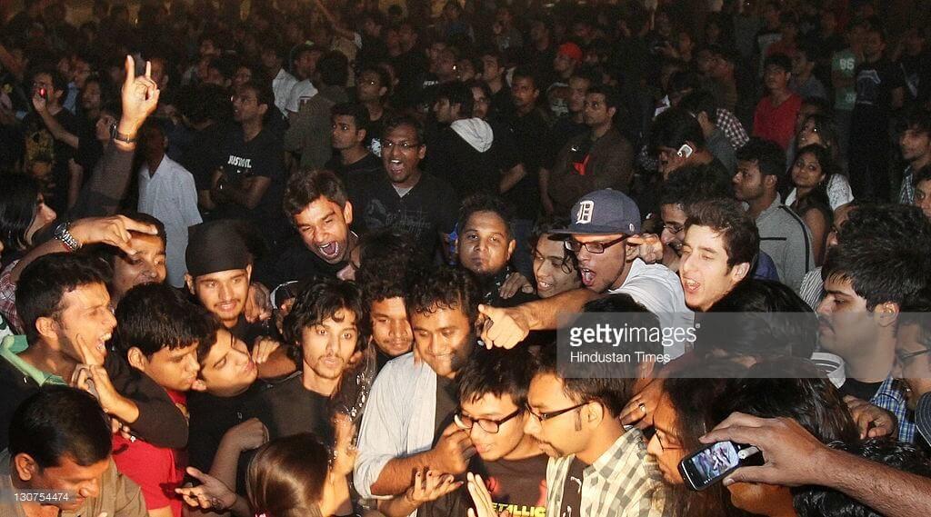 События в Гургаоне