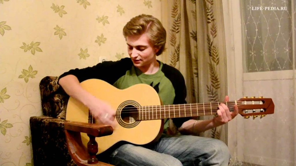 Три подхода к обучению игре на гитаре
