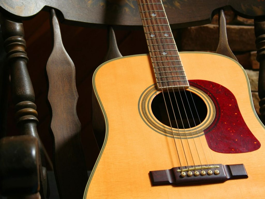 Важное для гитариста – новичка