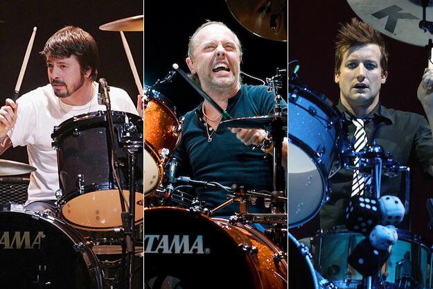 Как научиться играть на барабанах