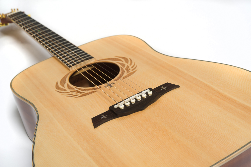 Принять в дар гитару? А почему бы и нет!